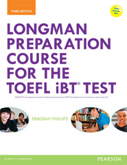 Longman Preparation Course for the TOEFL iBT Test