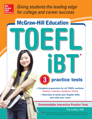 McGraw-Hill Education TOEFL iBT